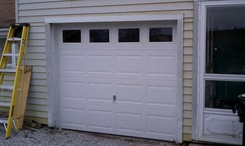 9100 9600 Series Garage Doors