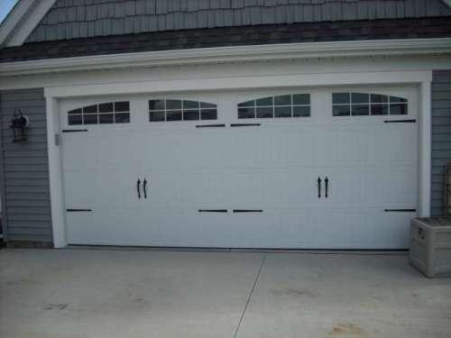 Image Of 9600 Sonoma Style Garage Door Installed In Auburn Ohio Geauga County