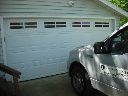 Free Garage Door Estimates For New Doors From Doors Unlimited