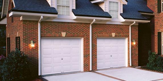 Garage door installation featuring wayne dalton garage doors